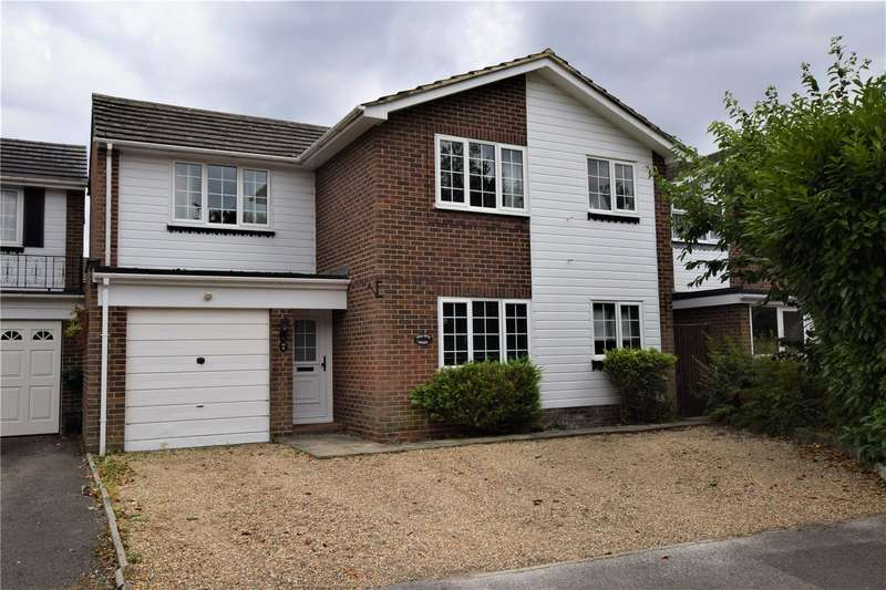 4 Bedrooms House for sale in Garlands Close, Burghfield Common, Berkshire, RG7