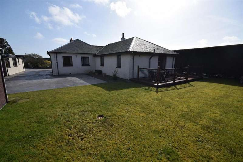 4 Bedrooms Bungalow for sale in Watson Street, Letham, Forfar