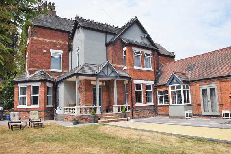 5 Bedrooms House for sale in Burton Road, Ashby De La Zouch, LE65