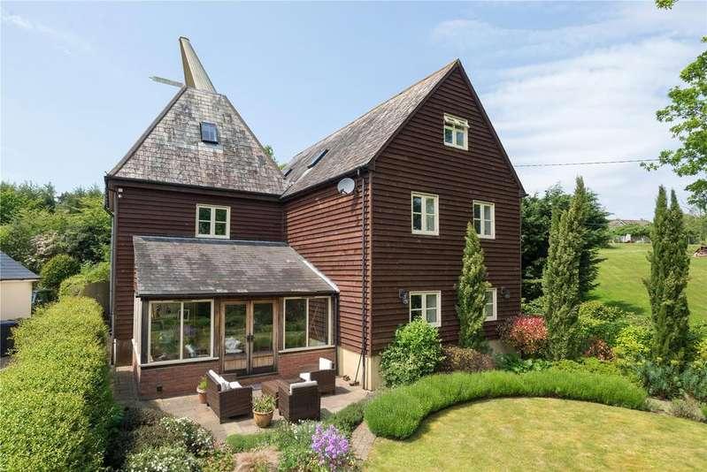 4 Bedrooms Detached House for sale in Bigbury, Harbledown, Canterbury, Kent