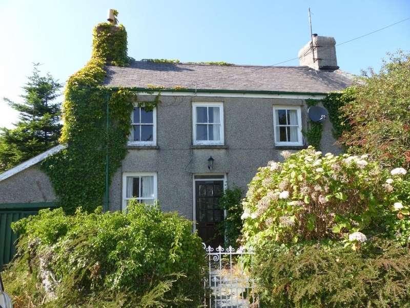 3 Bedrooms Cottage House for sale in Ffordd Glan Y Mor, Talybont, LL43