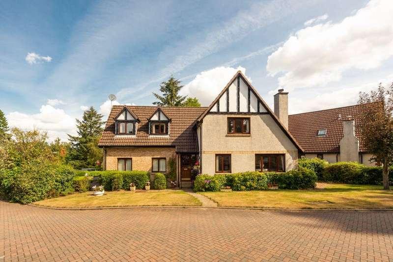 5 Bedrooms Detached Villa House for sale in 6 Clayhills Grove, Balerno, EH14 7NE