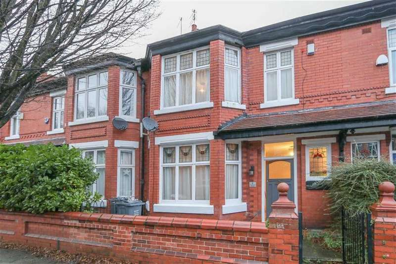 3 Bedrooms Terraced House for sale in Westbourne Grove, West Didsbury, Manchester