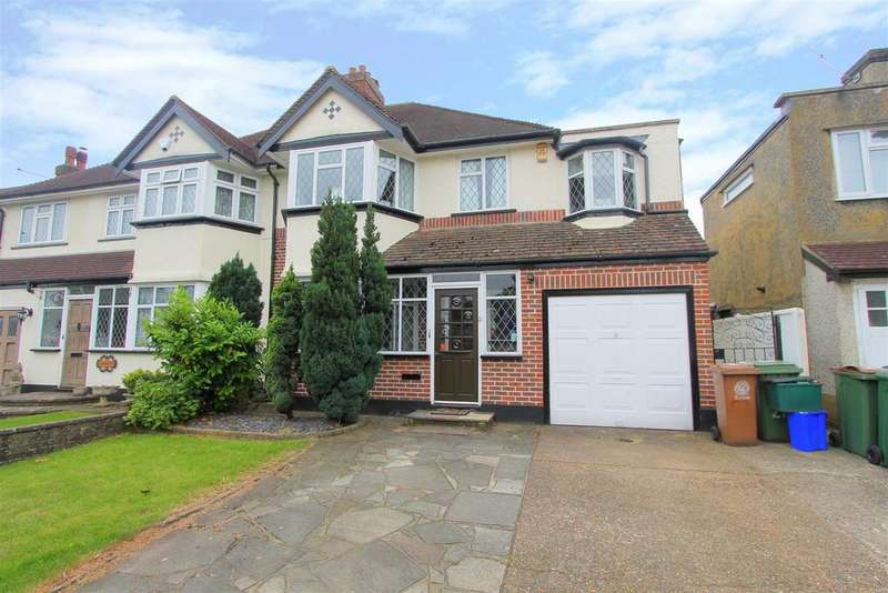 4 Bedrooms Semi Detached House for sale in Ingleby Way, Wallington
