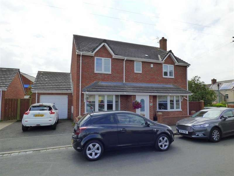 4 Bedrooms Detached House for sale in 1a, Owen Street, Ferryhill