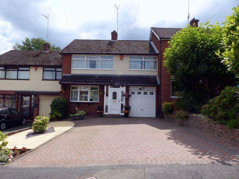 4 Bedrooms Town House for sale in Chatsworth Avenue, Great Barr