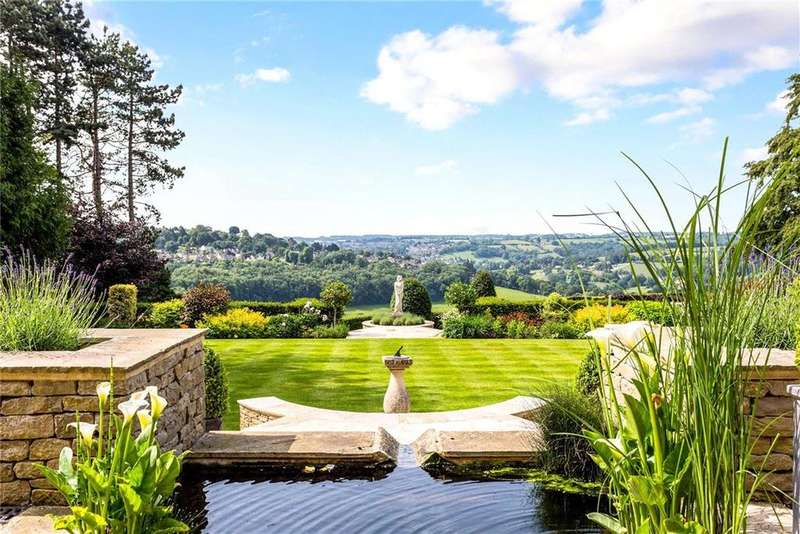 5 Bedrooms Detached House for sale in Private Road, Rodborough Common, Gloucestershire, GL5
