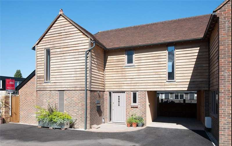 2 Bedrooms Semi Detached House for sale in Walkers Rest, Alfriston, East Sussex