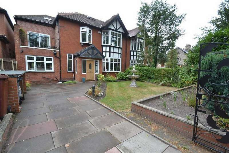 6 Bedrooms Semi Detached House for sale in Wilbraham Road, Chorlton