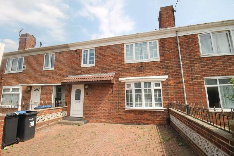 3 Bedrooms Terraced House for sale in Darenth Crescent, Middlesbrough