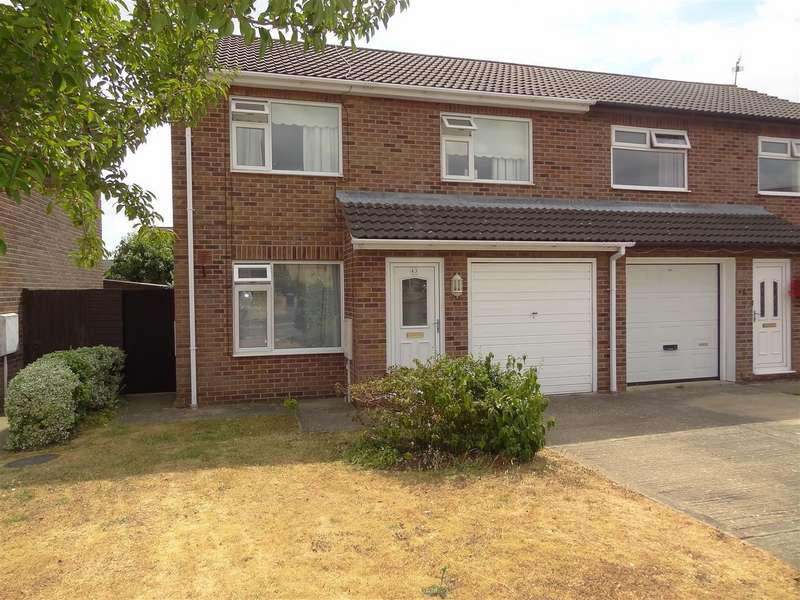 3 Bedrooms Detached House for sale in Southfields, Sleaford