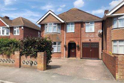 5 Bedrooms Detached House for sale in Sholing, Southampton, Hampshire