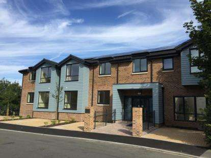 2 Bedrooms Flat for sale in Quarry Court, Station Avenue, Fishponds, Bristol