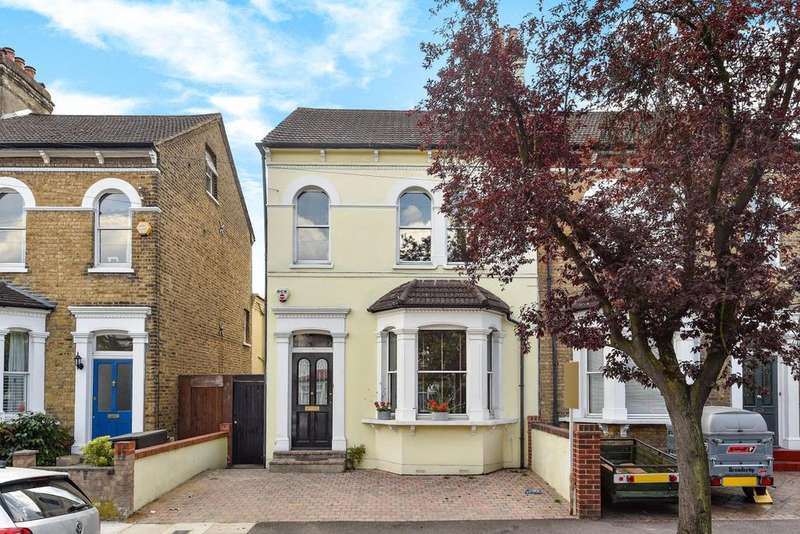 4 Bedrooms Semi Detached House for sale in Stembridge Road, Anerley