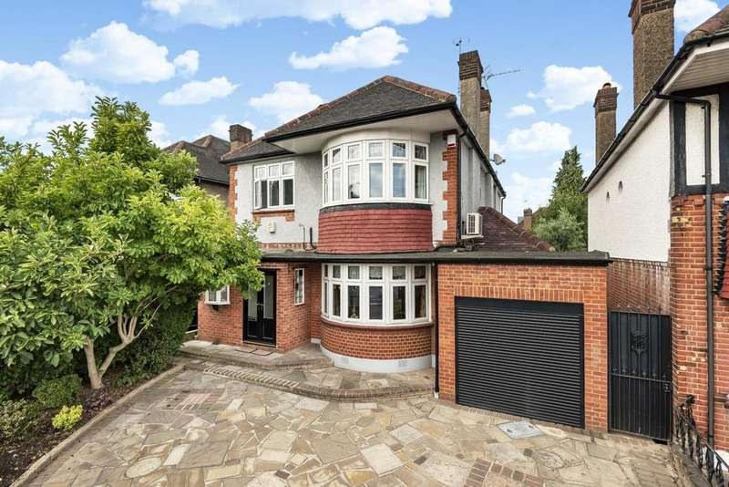 5 Bedrooms Detached House for sale in Bourne Hill, Palmers Green