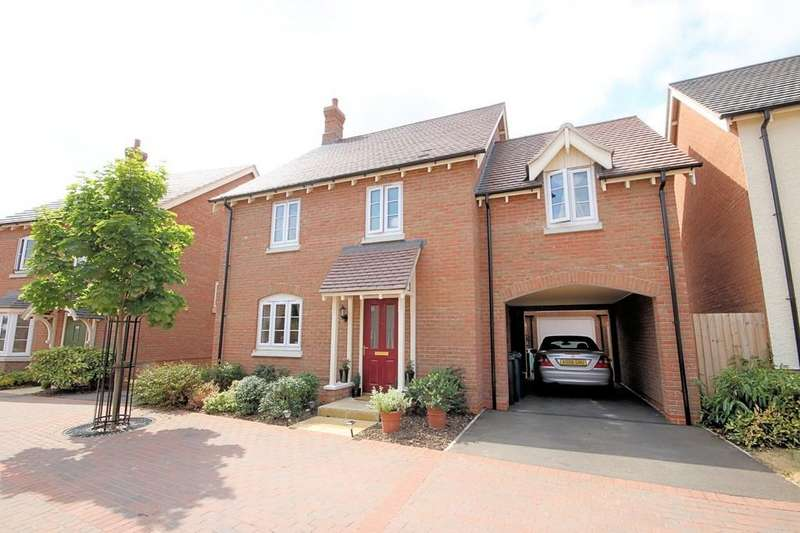 4 Bedrooms Detached House for sale in Quince Close, East Leake