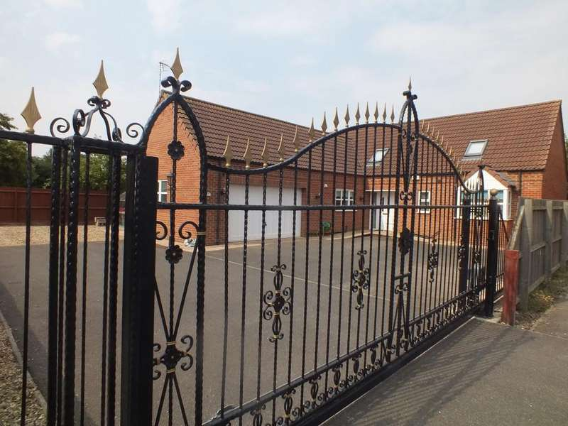 4 Bedrooms Detached House for sale in Pullman Court, Spalding