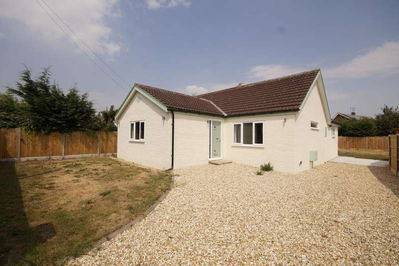 4 Bedrooms Detached Bungalow for sale in Sykes Lane, Saxilby, Lincoln