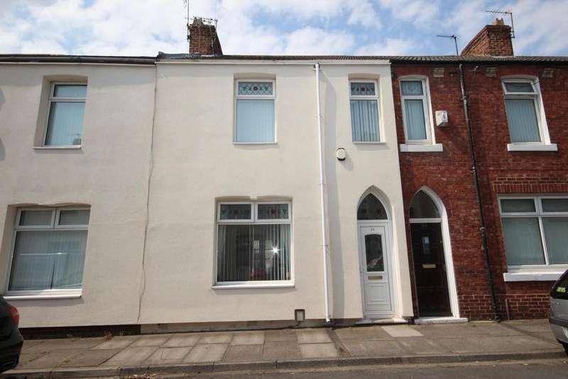 3 Bedrooms Terraced House for sale in Penrhyn Street, Hartlepool