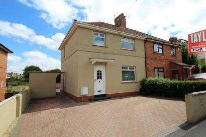 3 Bedrooms Semi Detached House for sale in Dawlish Road, Bedminster, Bristol