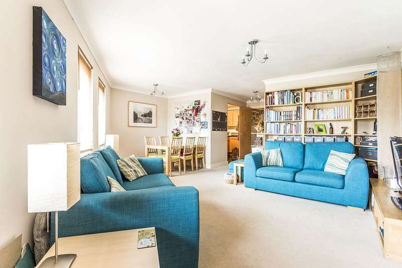 2 Bedrooms Flat for sale in Milner Court Colegrove Road, Peckham, London, SE15
