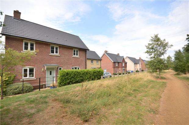 4 Bedrooms Detached House for sale in Bayden Square, Bracknell, Berkshire