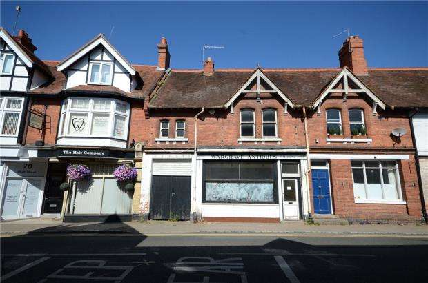 Retail Property (high Street) Commercial for sale in High Street, Wargrave, Reading