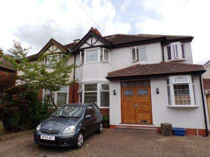 5 Bedrooms Semi Detached House for sale in Phipson Road, Sparkhill, Birmingham, West Midlands