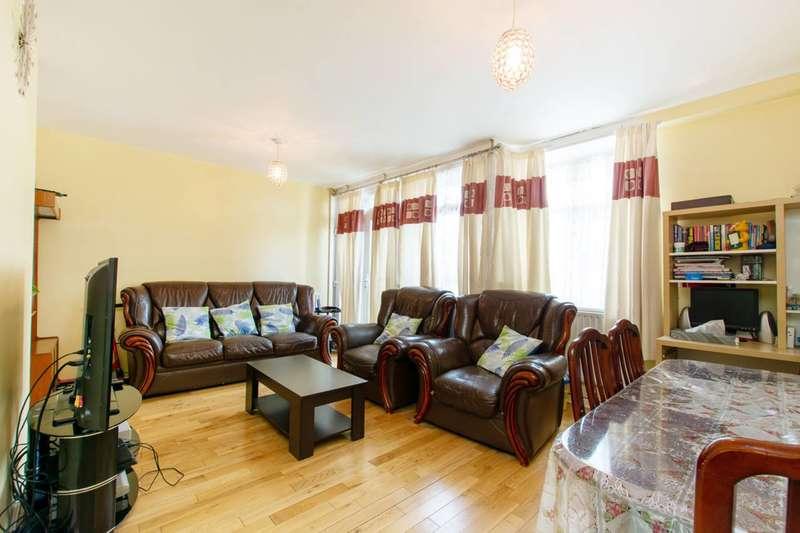 3 Bedrooms Flat for sale in Gleneldon Road, Streatham, SW16