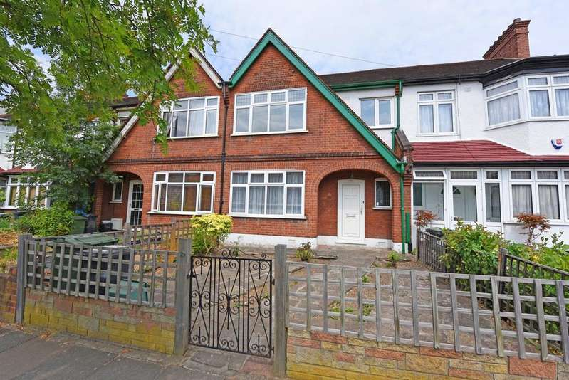 3 Bedrooms Terraced House for sale in Ivyday Grove, Streatham
