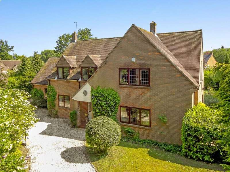 4 Bedrooms Detached House for sale in Spring Lane, Aston Tirrold, Didcot, OX11