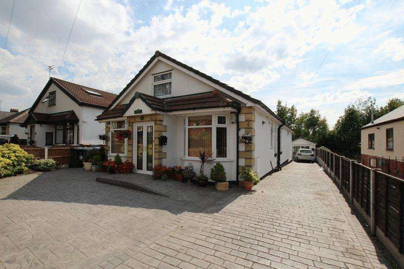 4 Bedrooms Detached Bungalow for sale in Mossway, Alkrington, Middleton M24 1NS