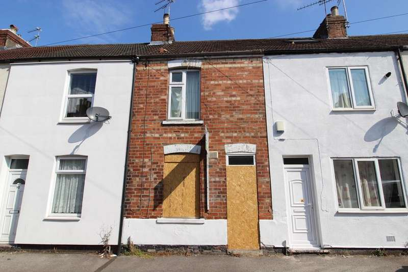 2 Bedrooms Terraced House for sale in Portland Terrace, Gainsborough