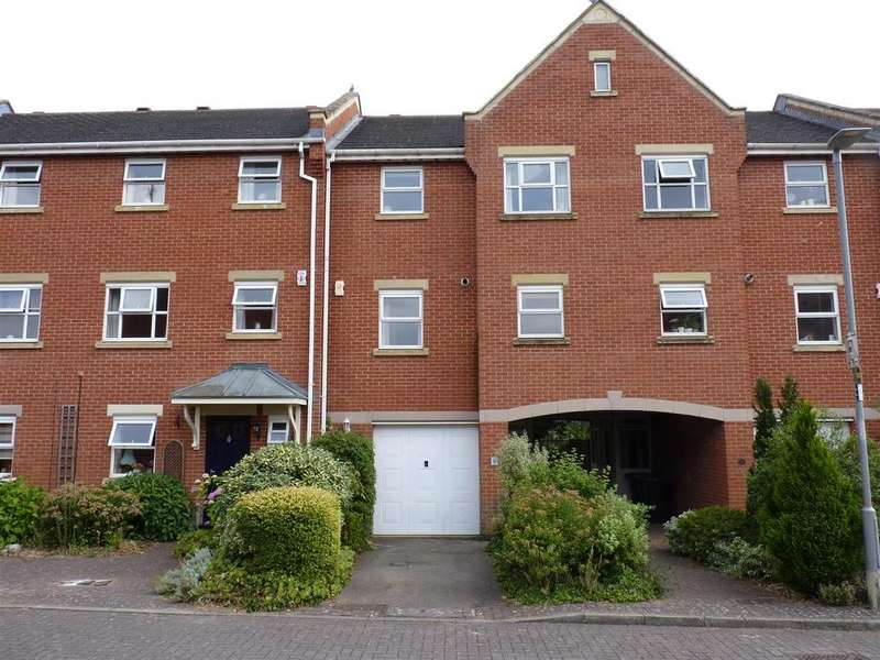 2 Bedrooms House for sale in Yeomanry Court, Market Harborough