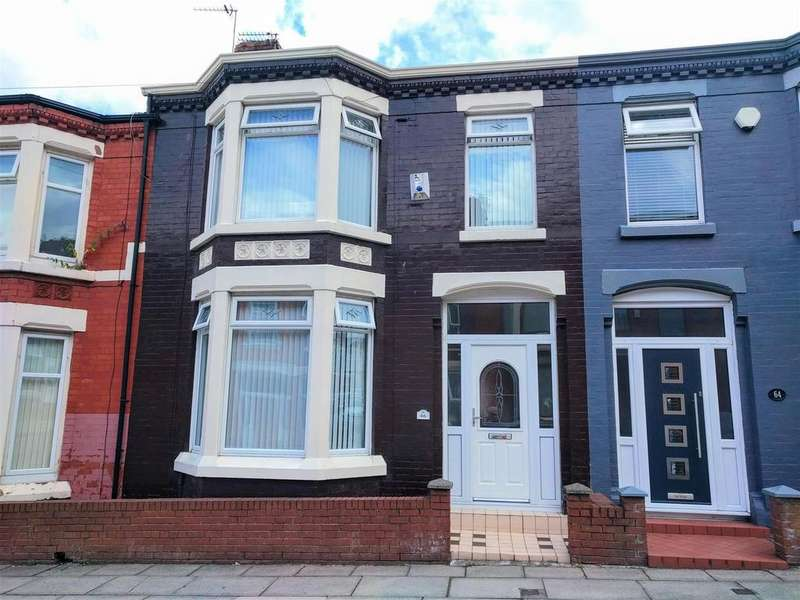 4 Bedrooms Terraced House for sale in Sunbury Road, Liverpool