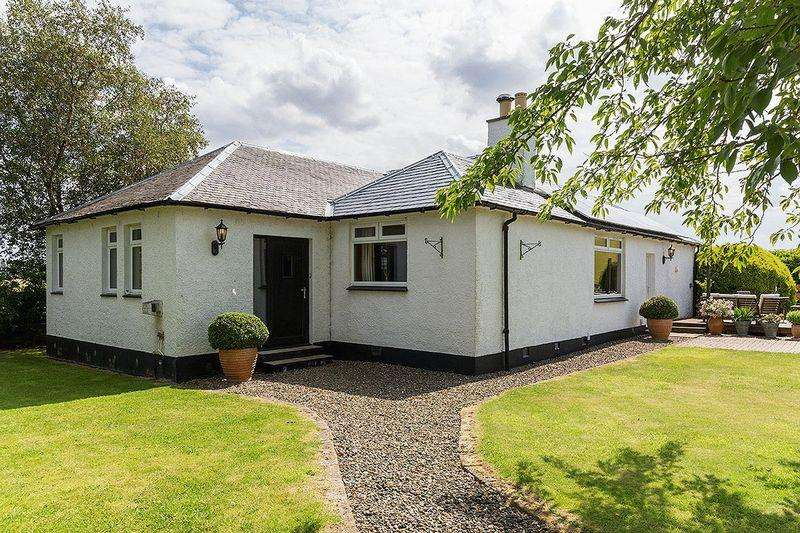 3 Bedrooms Detached Bungalow for sale in 7 Champany Holdings, Blackness, Linlithgow