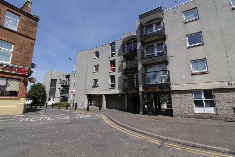 2 Bedrooms Flat for sale in Blackfriars Walk, Ayr, KA7