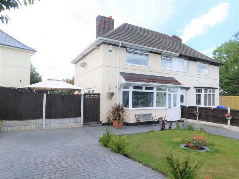 3 Bedrooms Semi Detached House for sale in Briar Crescent, Manchester