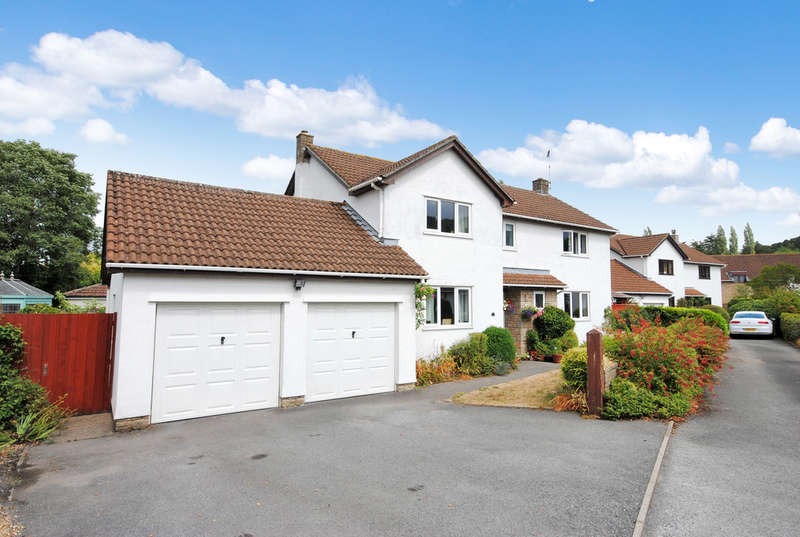 4 Bedrooms Detached House for sale in Enderleigh Gardens, Churchill