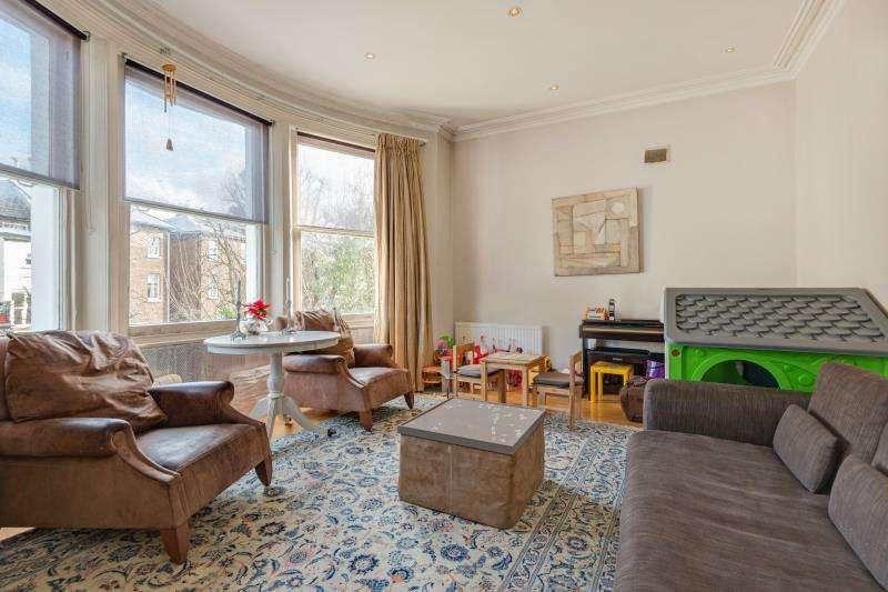 3 Bedrooms Flat for sale in Buckland Crescent, Belsize Park