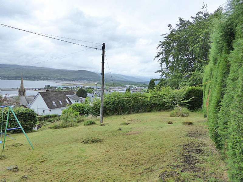 Plot Commercial for sale in Plot, Cameron Road, Fort William