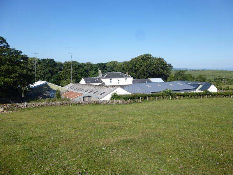 4 Bedrooms Farm Land Commercial for sale in Patna, Ayrshire KA6
