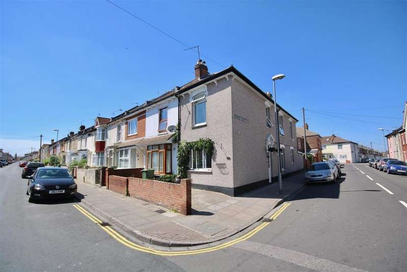 3 Bedrooms End Of Terrace House for sale in Queens Road, Portsmouth