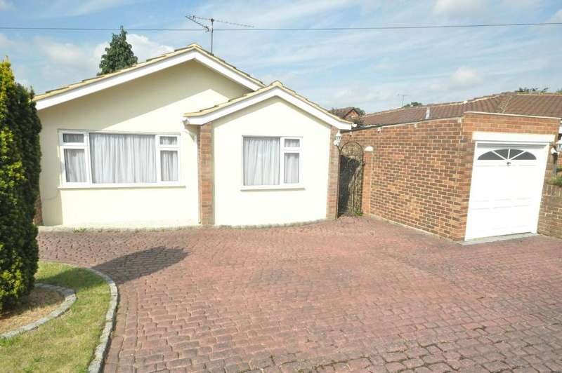 2 Bedrooms Detached House for sale in Saffron Close, Earley, Reading, RG6 7JA