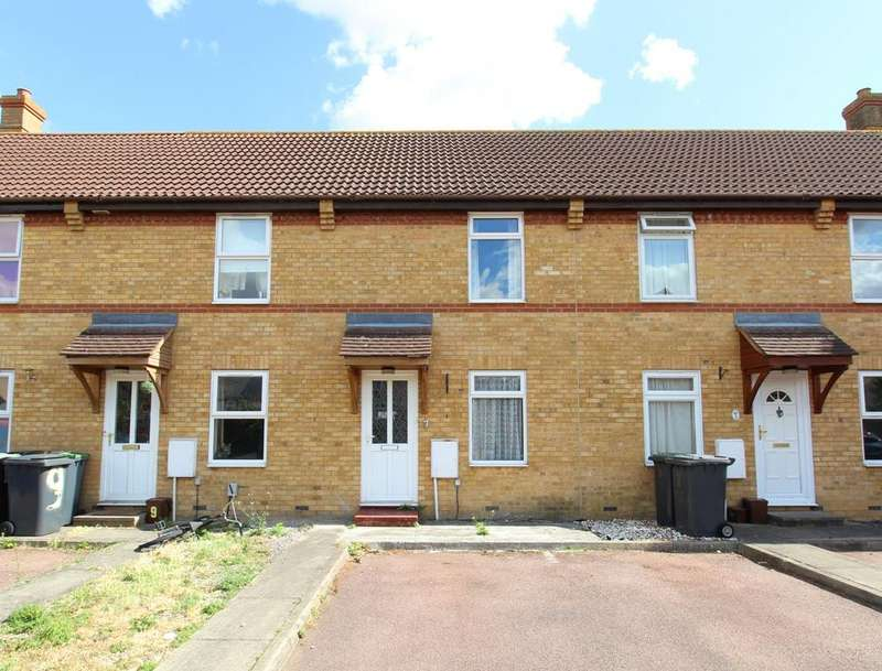 2 Bedrooms Terraced House for sale in Arran Close, Sandy SG19