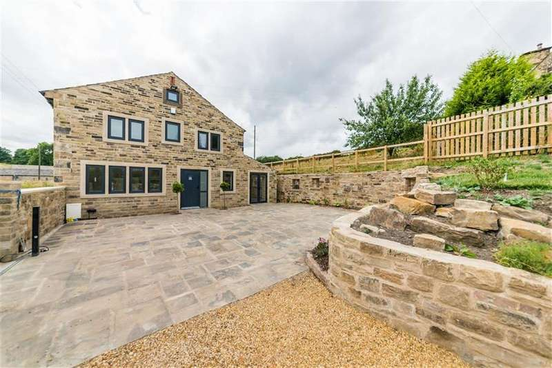 4 Bedrooms Cottage House for sale in Whitley Road, Whitley, Whitley Dewsbury, WF12