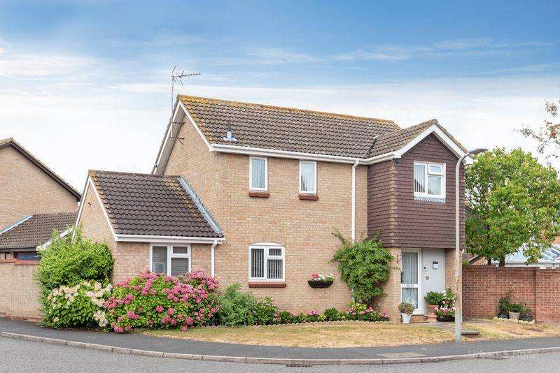 3 Bedrooms Detached House for sale in Greenwich Gardens, Newport Pagnell