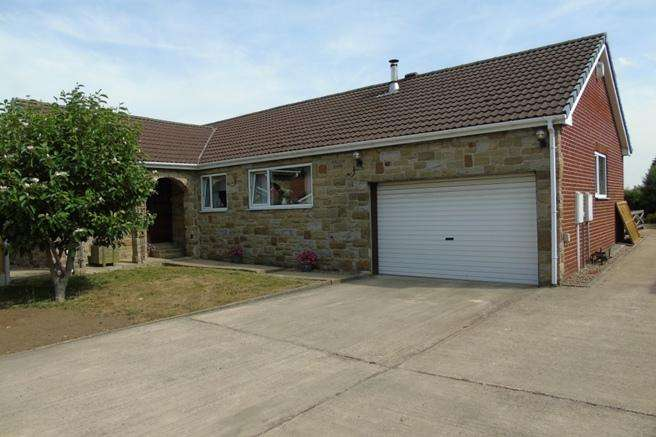 3 Bedrooms Bungalow for sale in Willow Bank, 4 Robin Lane, Royston, Barnsley, S71 4EH