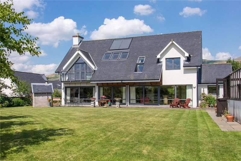 3 Bedrooms Detached House for sale in Radsbury, Gannel Hill View, By Fishcross, Alloa, Clackmannanshire