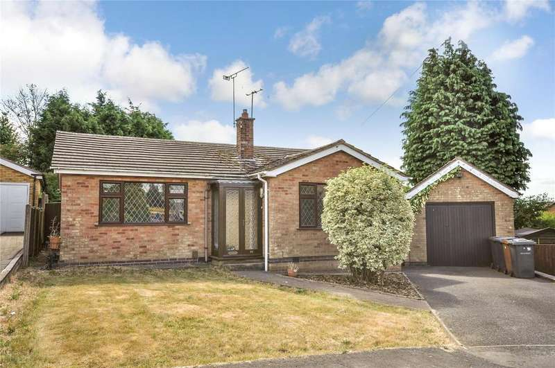 2 Bedrooms Detached Bungalow for sale in Maple Way, Earl Shilton, Leicestershire